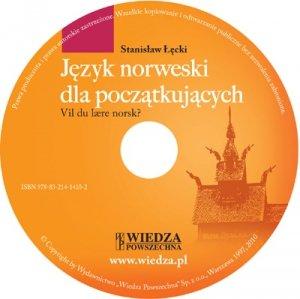 Język norweski dla początkujących. Vil du lære norsk? Płyta CD