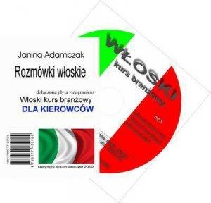 Włoski dla kierowców. Słownictwo branżowe na CD MP3
