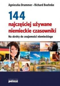 144 najczęściej używane niemieckie czasowniki. Na skróty do znajomości niemieckiego