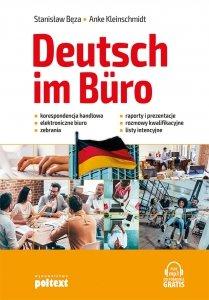 Deutsch im Büro z nagraniami MP3 do pobrania (OUTLET)