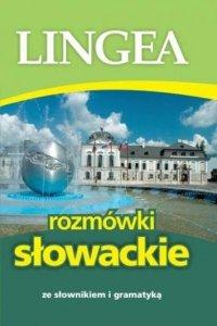 Rozmówki słowackie ze słownikiem i gramatyką
