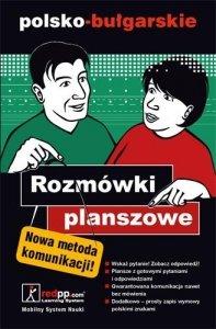 Rozmówki planszowe polsko-bułgarskie