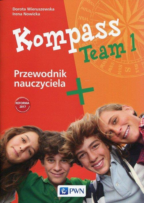 Kompass Team 1 Przewodnik nauczyciela 7-8