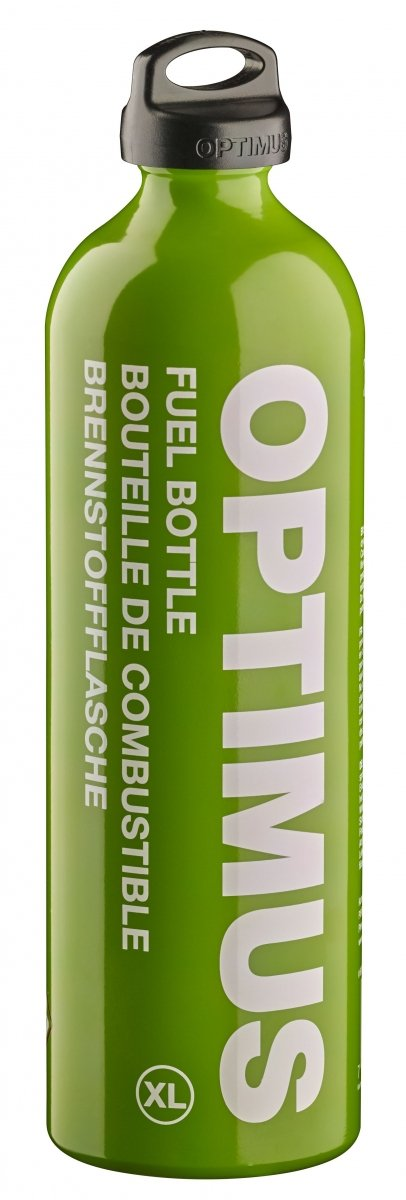 Fuel Bottle XL 1.5 Liter, Child Safe - Green