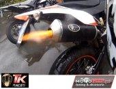 Sportowy wydech TURBOKIT XROAD 125 4T