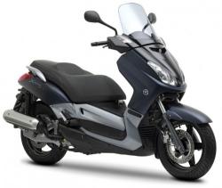 Yamaha X-MAX 125 & 250