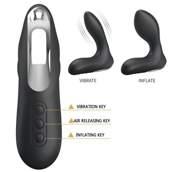 PRETTY LOVE Leonard USB 12 Functions (black)