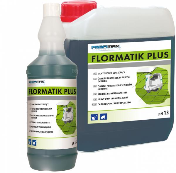 FLORMATIK PLUS - środek do czyszczenia gruntownego 5l