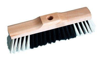 Zamiatacz drewniany 30cm nylon