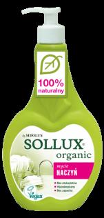SOLLUX Płyn do mycia naczyń 500 ml