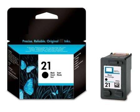HP Tusz nr 21 C9351AE Black 5ml