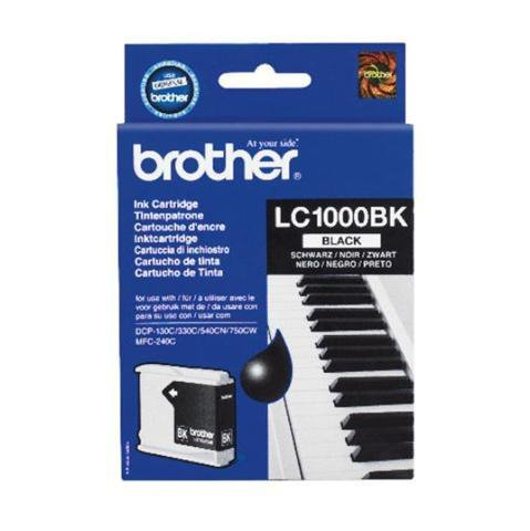 Brother Tusz LC1000 Black 500str