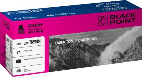 Black Point toner LCBPBTN910M zastępuje Brother TN-910M, czerwony