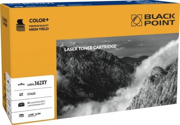 Black Point toner LCBPH362XY zastępuje HP CF362X, żółty