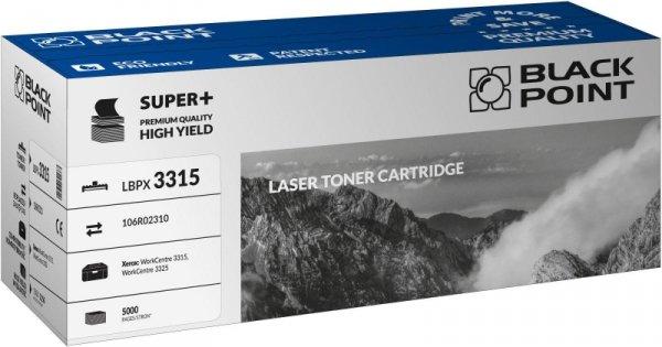 Black Point toner LBPX3315 zastępuje Xerox 106R02310, 5000 stron