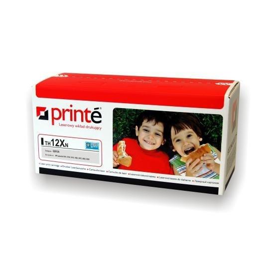 Printé toner TH12XN zastępuje HP / Canon Q2612A / CRG-703
