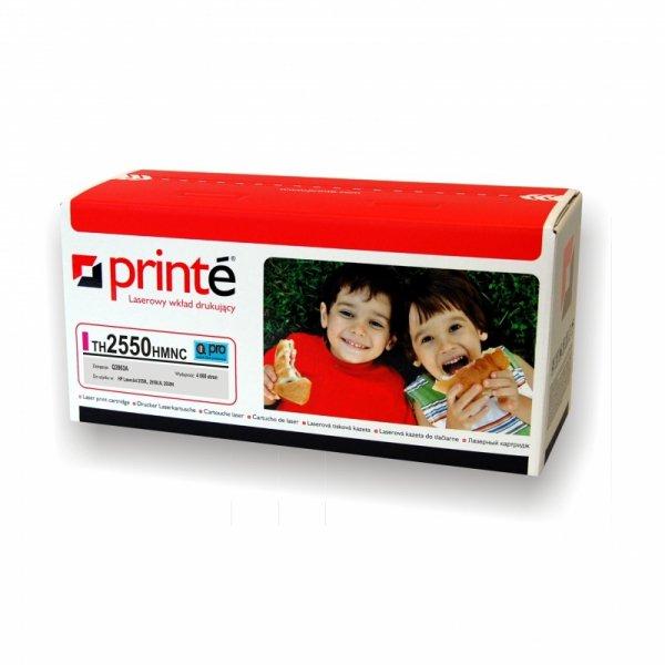 Printé toner TH2550HMNC zastępuje HP Q3963A, czerwony