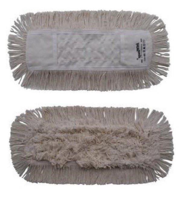 Mop Dust 40cm bawełniany na prosto