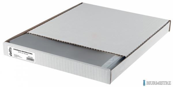 Koszulka krystaliczna DOTTS/DATURA A4 50mic (100szt) w pudełku