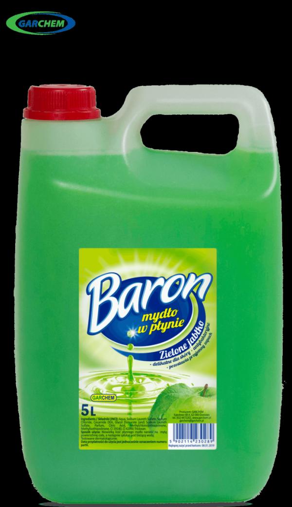 Mydło w płynie BARON antybakteryjne 5l