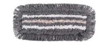 Mop Przesuw mix tuft krzyżowy linia premium 40cm Pętelkowy