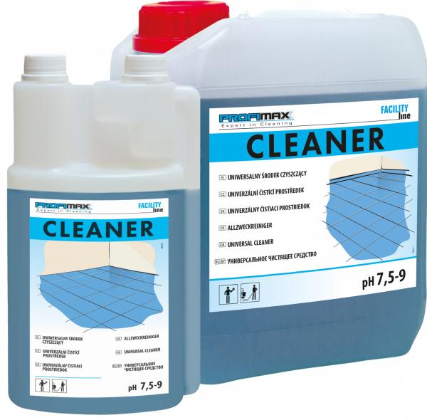 CLEANER LAKMA - uniwersalny środek czyszczący 10l
