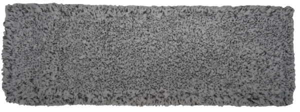 Mop Tes mikrofaza biało-szara linia premium 50cm