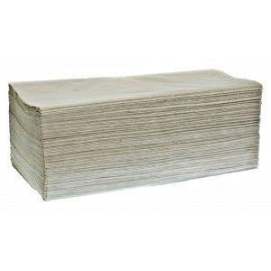 Ręcznik ZZ szary 4000szt. 1w makulatura