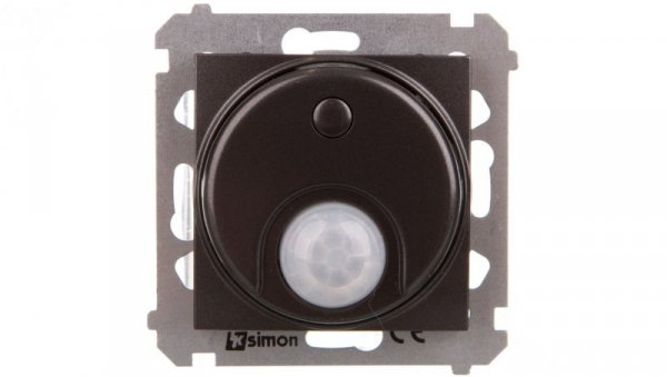 Simon 54 Czujnik ruchu tranzystorowy antracyt DCR10T.01/48