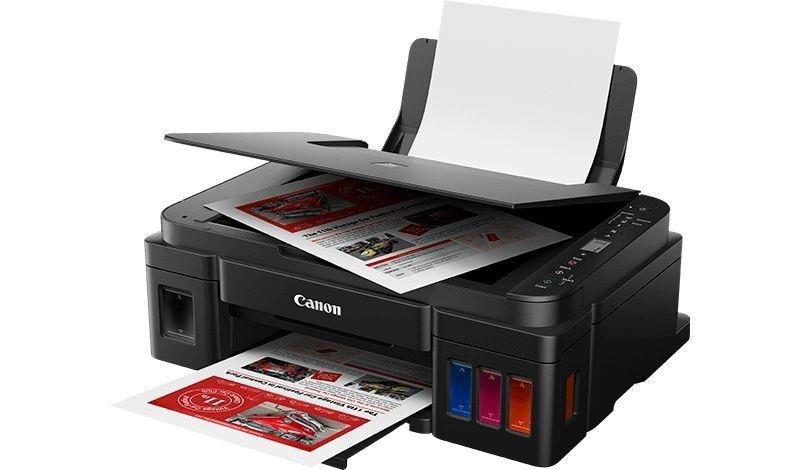Urządzenie wielofunkcyjne Canon Pixma G3411 3w1 black