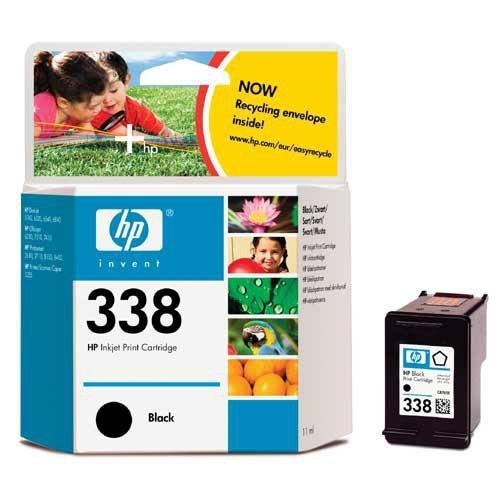 Tusz HP 338 Black (11ml)