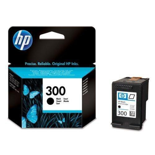 Tusz HP 300 Black, 4ml, 200 stron