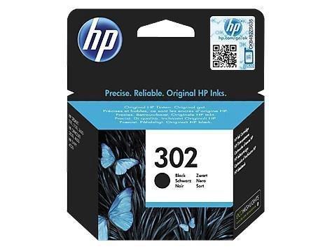 Tusz HP 302 Black
