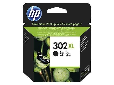 Tusz HP 302XL Black