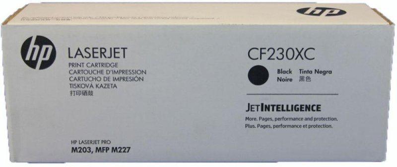Toner HP 30X (CF230XC) Black