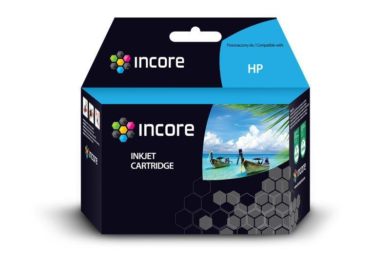 Tusz INCORE do HP 703 (CD887AE) Black 18ml reg.