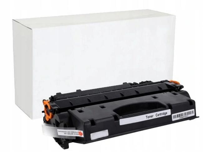 Toner do HP CE505X, 505X HP P2035 P2055 P2055DN