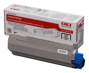 OKI Toner C5650/5750 Black (8k)