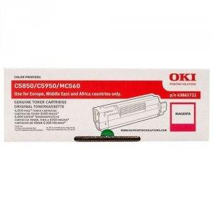 OKI Toner C5850/5950 Magenta (6k)