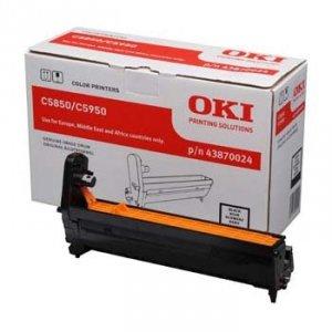 OKI Bęben C5850/5950 Black (20k)