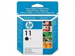 HP Inc. Głowica drukująca nr 11 Czarny C4810A
