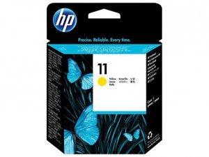 HP Inc. Głowica drukująca nr 11 Żółty C4813A