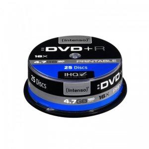 Intenso DVD-R 16x 4,7GB Printable (25 Cake)