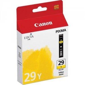 Canon Tusz PGI-29Y Żółty 4875B001