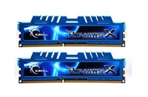 G.SKILL DDR3 16GB (2x8GB) RipjawsX 1600MHz CL9 XMP