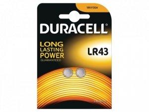 Duracell BATERIA 1.5V LR43 (2 SZT)