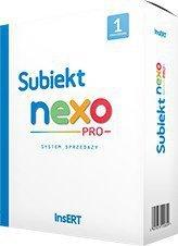 InsERT Subiekt NEXO PRO box 1 stanowisko SNP1