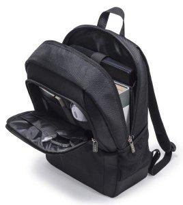 DICOTA Backpack BASE 15-17.3 Black - Plecak na notebook