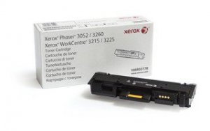 Xerox Toner BLACK 3.0k  do Phaser 3052/3260 WorkCentre 3215/3225