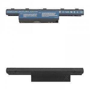 Qoltec Bateria do Acer Aspire 4741 AS10D31, 6600mAh, 10.8-11.1V